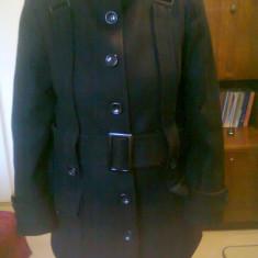 Trench Zara - Trench dama Zara, Marime: XL, Culoare: Negru