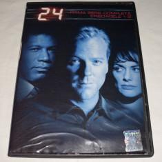 Vand dvd original cu filmul 24-Episoadele 1-2 - Film serial, Actiune, Romana