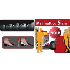 Inaltator de Pantofi din Silicon - Incaltaminte ortopedica, Marime: 38, 45, Culoare: Alb