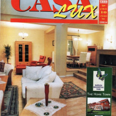 CASA LUX NR 4/1999 - Revista casa