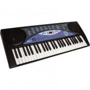Orga electronica 4,5 octave  - 54 clape.  Dimensiunile ambalajului: 86x38x12 cm. foto