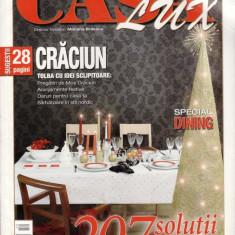 CASA LUX NR 12 DIN DECEMBRIE 2006 - Revista casa