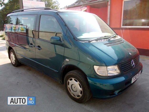 Mercedes Vito V220 CDI foto mare