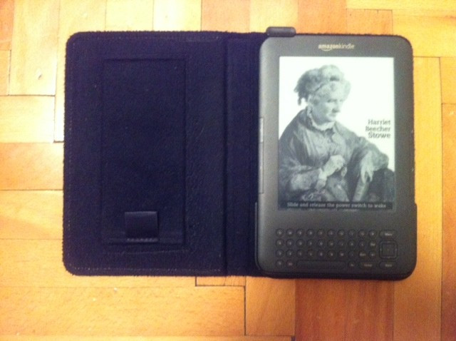 Tableta Amazon Kindle 3G si WI-Fi cu Internet Gratuit fara abonament foto mare