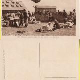 Bucovina  -Dirijabil- Targ -tema militara,razboi- WWI