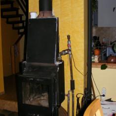 centrala termica pe lemne