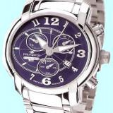 Philip Watch Anniversary Collection - Ceas barbatesc, Lux - elegant, Quartz, Nou