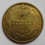 200 lei 1945 DE COLECTIE - moneda 7 -