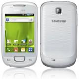 Telefon mobil Samsung Galaxy Mini, Negru, Neblocat - Vand sau schimb Samsung Galaxy mini ALB