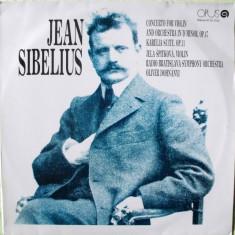 JEAN SIBELIUS (DISC VINIL) - Muzica Clasica
