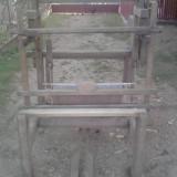 Razboi de tesut model foarte vechi si foarte rar - Mobilier