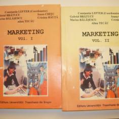 Lefter, Bratucu, Balasescu - Marketing - 2 volume - 2+1 gratis toate licitatiile - RBK291 - Carte Marketing