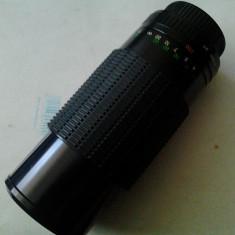 Obiectiv foto Prakticar MC Auto Zoom f=80-200mm - Obiective RF (RangeFinder)