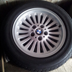Janta aliaj - Jante BMW pe 16 + gume