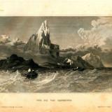 Tenerife - Spania - Tipogravura - Meyers Universum 1833-1861 - Pictor strain