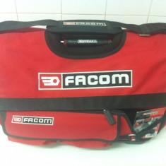 FACOM,, Geanta de Transport Schule din material textil, Marca FACOM ''