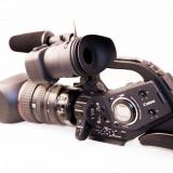 Camera Video Canon, Mini DV, CCD, 10-20x, Intre 2 si 3 inch - Canon XL H1s + Obiectiv 20X cu Stabilizare