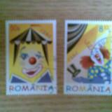 ROMANIA(3599) - LP.1903 - CIRC - serie stampilata - Timbre Romania