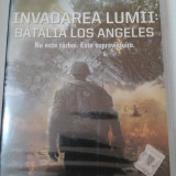 Film SF, DVD, Romana - Battle: Los Angeles / Invadarea lumii: Batalia Los Angeles (DVD) SIGILAT (ALVio)