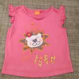 Tricou 3-4 ani fete Mini Mode, Culoare: Roz, Roz