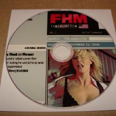 U.S.A. FHM WOMEN - DVD 2008 - Program Exercitii fizice