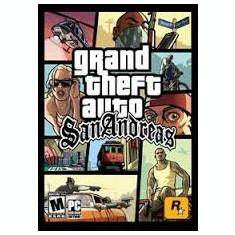 Grand Theft Auto San Andreas PC - Jocuri PC Rockstar Games, Single player