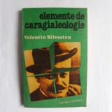 Carte de aventura - Elemente de caragialeologie