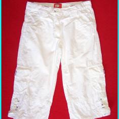 Haine Copii 10 - 12 ani, Pantaloni, Fete - IMPECABILI _ Pantaloni de vara 3/4, talie reglabila, BPC _ fete | 10 ani