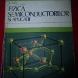 Fizica semiconductorilor si aplicatii Nicula Al.