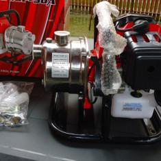 Motopompa pe benzina 6500 rotatii / minut, 8 m3/h, 22 m - Pompa gradina