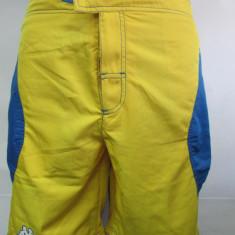 PANTALONI SCURTI KAPPA DEMPLE - Pantaloni barbati Kappa, M, L, XL, Albastru, Galben