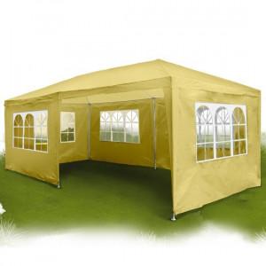 Cort de gradina 3x6 m model Germania Pavilion de gradina Cort de bere foto