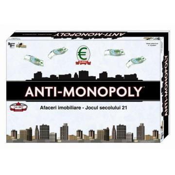 ANTI - MONOPOLY  Afaceri imobiliare - Jocul secolului 21 foto mare