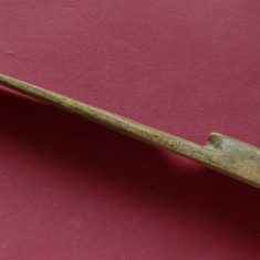 Cutit din lemn pentru scrisori - corespodenta