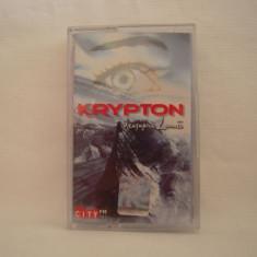 Vand caseta audio Krypton-Deasupra Lumii, originala - Muzica Rock cat music, Casete audio