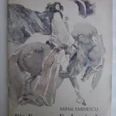 Carte de povesti - Fat Frumos din lacrima - Mihai Eminescu (ilustratii de E. Childescu) C15G