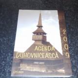 Agenda Duhovniceasca 2009 - ed. Manastirea Sf. Ioan Botezatorul Alba Iulia