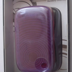 Carcasa / husa protectie BlackBerry 8520 / 9300 (SET 2 huse )