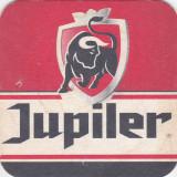 Suport de pahar / Biscuite JUPILER - Cartonas de colectie