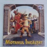 Carte educativa - Motanul incaltat - Carte 3D / C37G