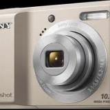 Aparat Foto compact Sony, Compact, 10 Mpx, 3x, 2.7 inch - SONY SteadyShot DSC-S2000 + gratuit card de memorie 1GB