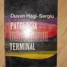DUVAN HAGI-SERGIU--PATOLOGIA URETERULUI TERMINAL - Carte Obstretica Ginecologie