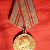 Medalie A 40a Aniversare Fortele Armate URSS - Lenin, Europa