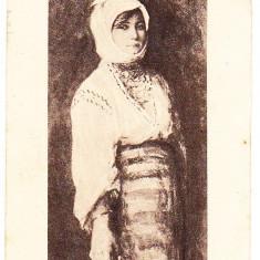 Carti Postale Romania dupa 1918 - Ilustrata Grigorescu-Taranca, edit Cartea Romaneasca Bucuresti, aprox 1925