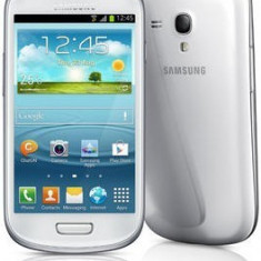 Samsung I8190 Galaxy S3 MINI ! - Telefon mobil Samsung Galaxy S3 Mini, Alb, 8GB