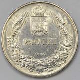 Monede Romania - Ticuzz - Romania 250 Lei 1939 Argint