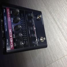 Corectare voce TC Helicon - Procesor de voce