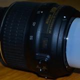 Obiectiv Nikkor AF-S DX 18-55mm f/3.5-5.6G ED - Obiectiv DSLR Nikon