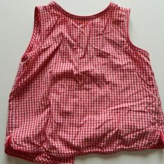 Camasa, camasuta pentru fetite, merge si rochita, marca H&M, marimea 2-4 ani H&m