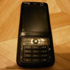 Telefon Nokia, Negru, <1GB, Neblocat, Fara procesor, Nu se aplica - Nokia N73 - 119 lei